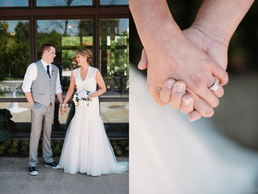 Oak Brook Illinois Country Club Wedding by Two Birds Photography09