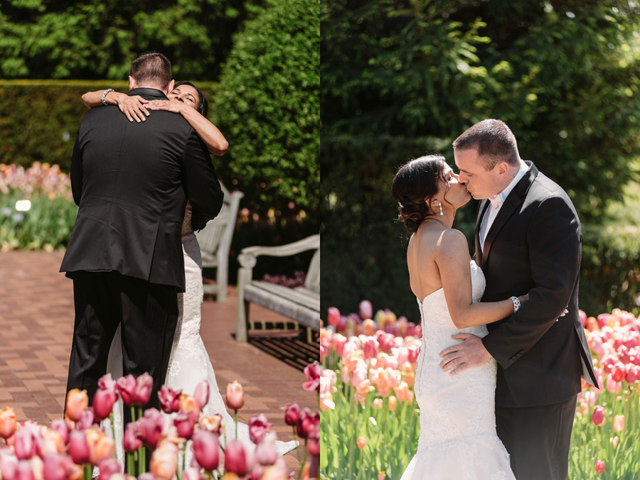 Wedding at Chicago Botanical Garden by Two Birds Photography 08