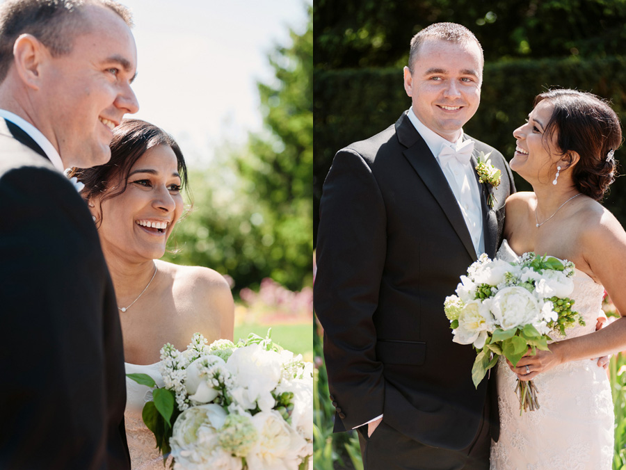 Wedding at Chicago Botanical Garden by Two Birds Photography 09