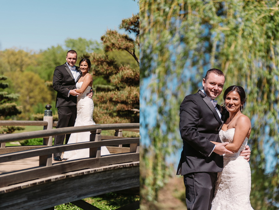 Wedding at Chicago Botanical Garden by Two Birds Photography 12