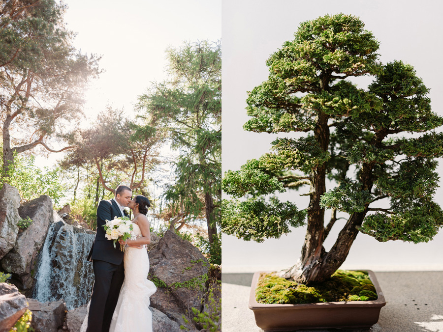 Wedding at Chicago Botanical Garden by Two Birds Photography 16