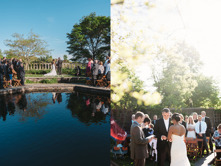 Wedding at Chicago Botanical Garden by Two Birds Photography 20