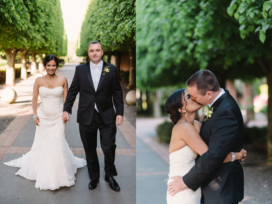 Wedding at Chicago Botanical Garden by Two Birds Photography 23