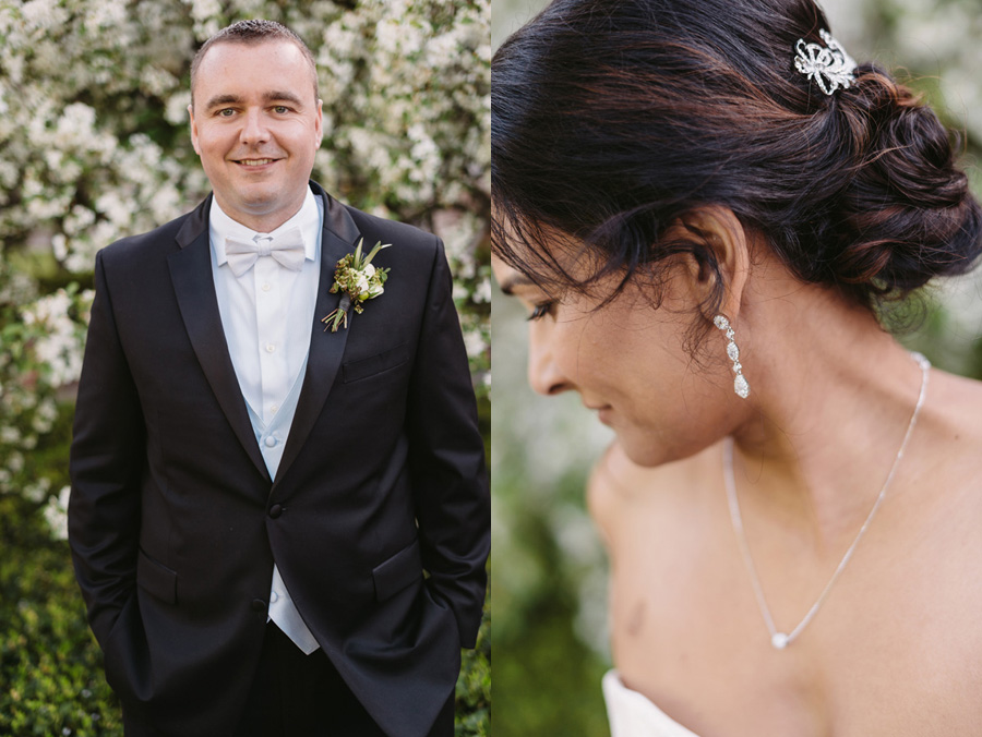 Wedding at Chicago Botanical Garden by Two Birds Photography 24