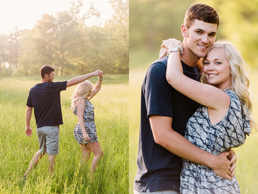 Chicago Illinois Engagement Session at Morton Arboretum by Two Birds Photography 05