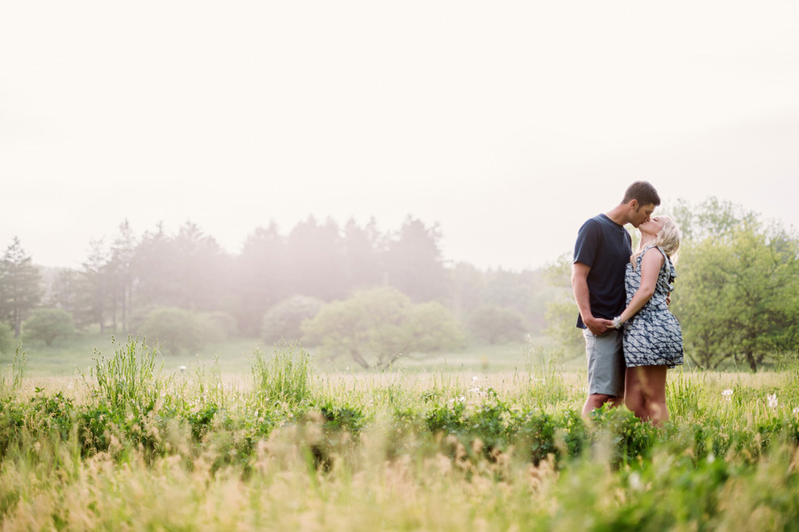 Chicago Illinois Engagement Session at Morton Arboretum by Two Birds Photography 06