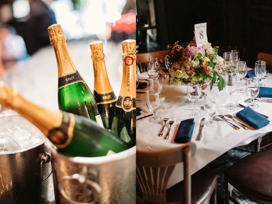 Chicago Wedding at Mon Ami Gabi by Two Birds Photography 13