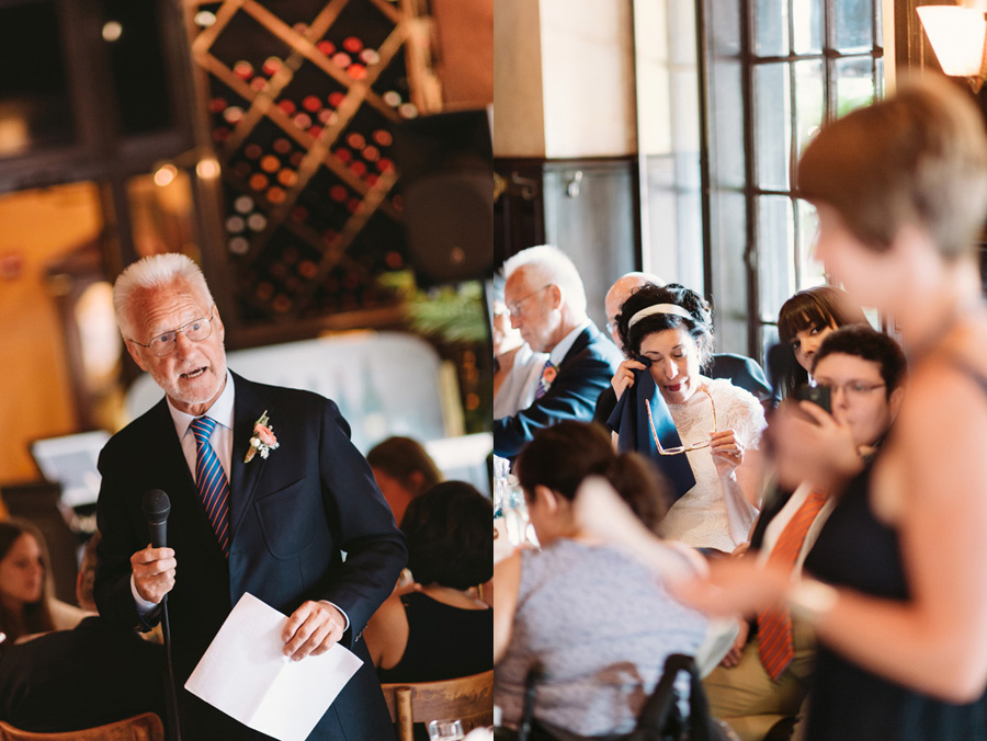 Chicago Wedding at Mon Ami Gabi by Two Birds Photography 17