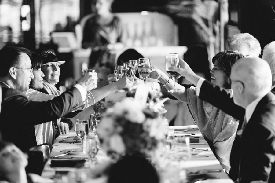Chicago Wedding at Mon Ami Gabi by Two Birds Photography 18