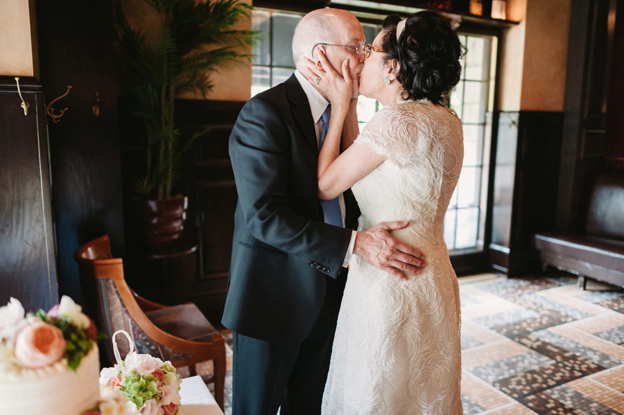 Chicago Wedding at Mon Ami Gabi by Two Birds Photography 22