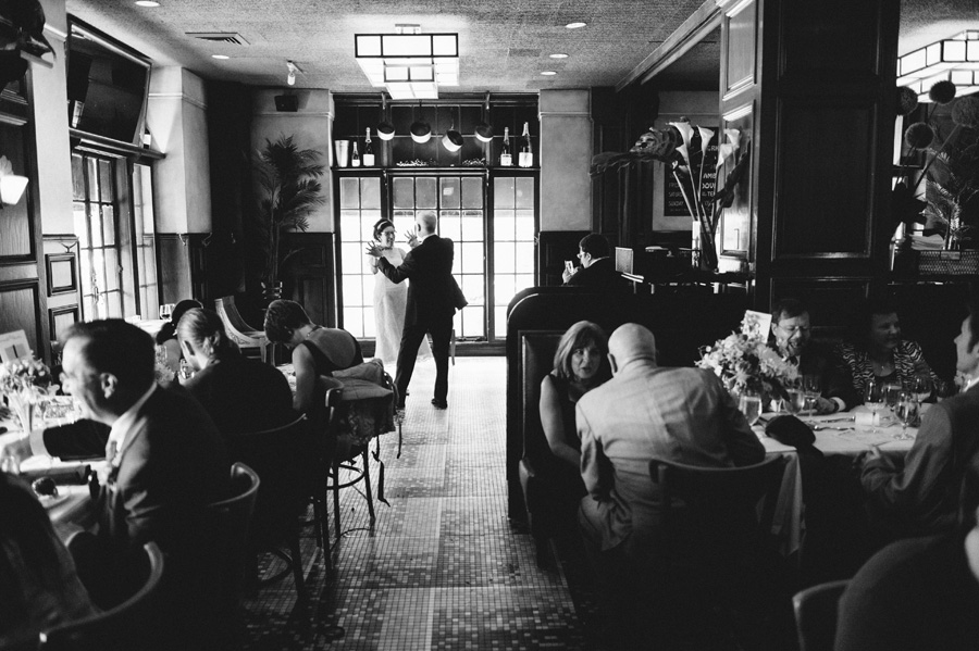 Chicago Wedding at Mon Ami Gabi by Two Birds Photography 23