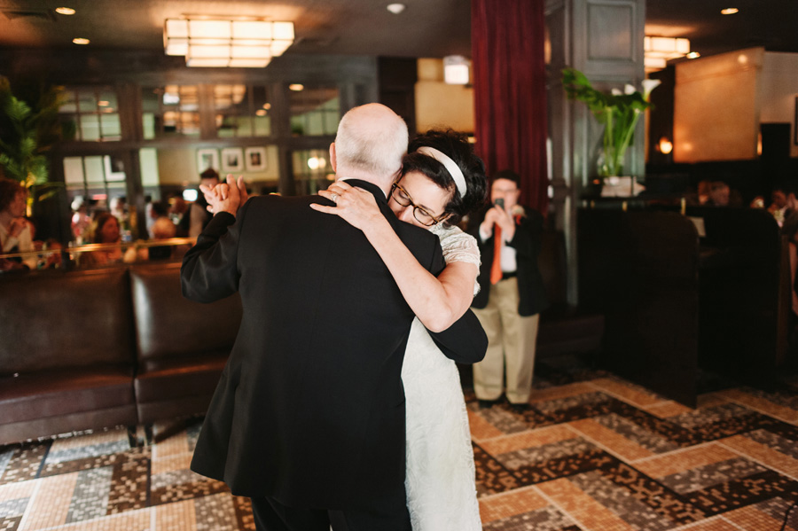 Chicago Wedding at Mon Ami Gabi by Two Birds Photography 24