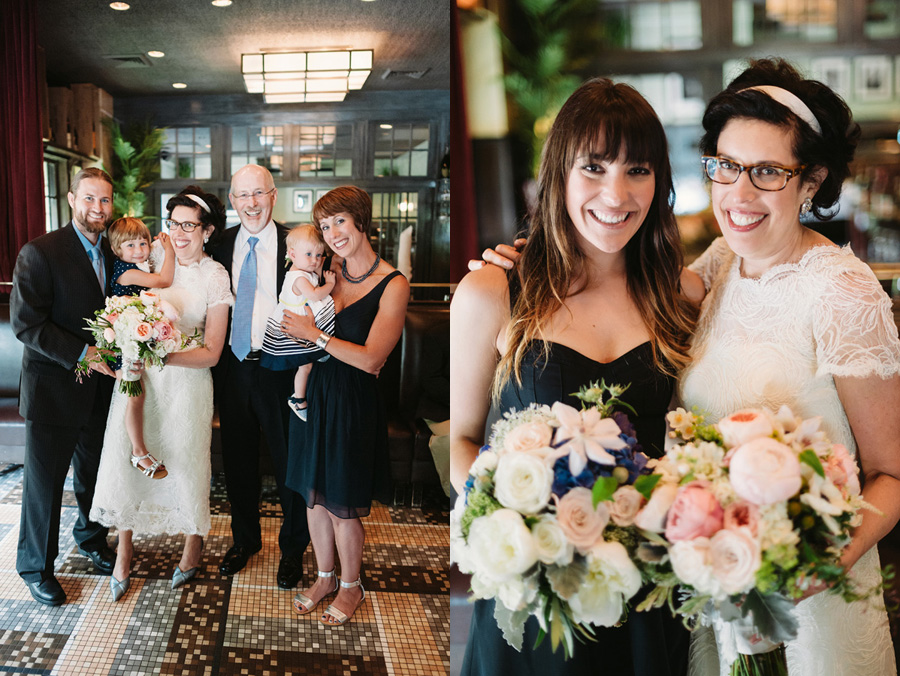 Chicago Wedding at Mon Ami Gabi by Two Birds Photography 25