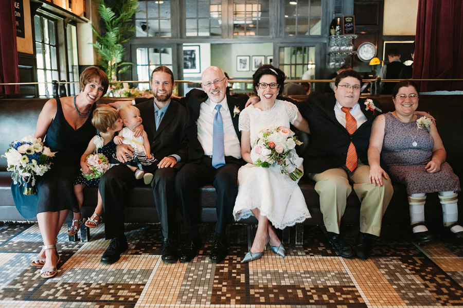 Chicago Wedding at Mon Ami Gabi by Two Birds Photography 26