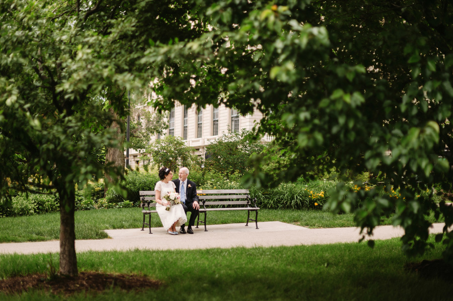 Chicago Wedding at Mon Ami Gabi by Two Birds Photography 34