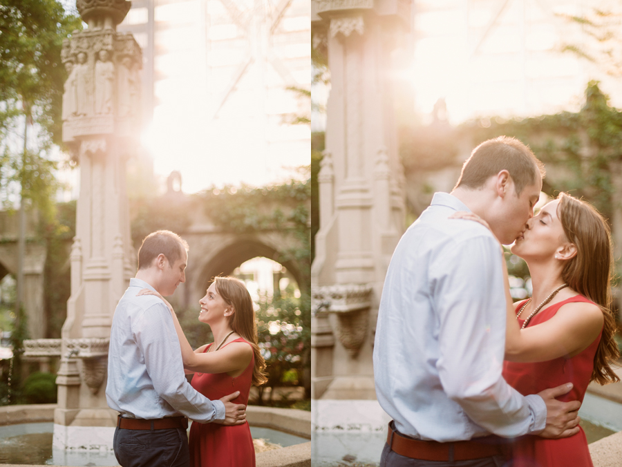 University of Chicago Engagement Session with Ghiradelli Ice Cream and Trip to the Beach by Two Birds Photography005
