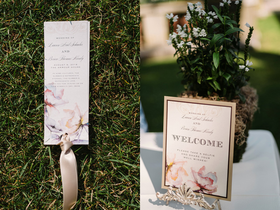 Intimate Lake Forest Illinois Brunch Wedding by Two Birds Photography 10