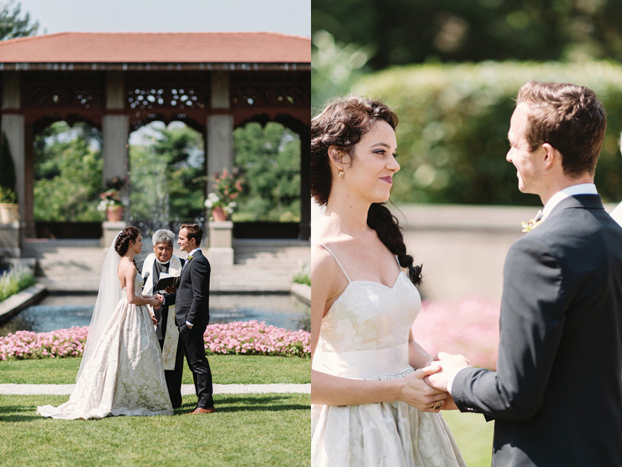 Intimate Lake Forest Illinois Brunch Wedding by Two Birds Photography 13