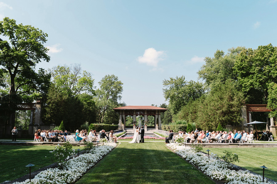 Intimate Lake Forest Illinois Brunch Wedding by Two Birds Photography 15