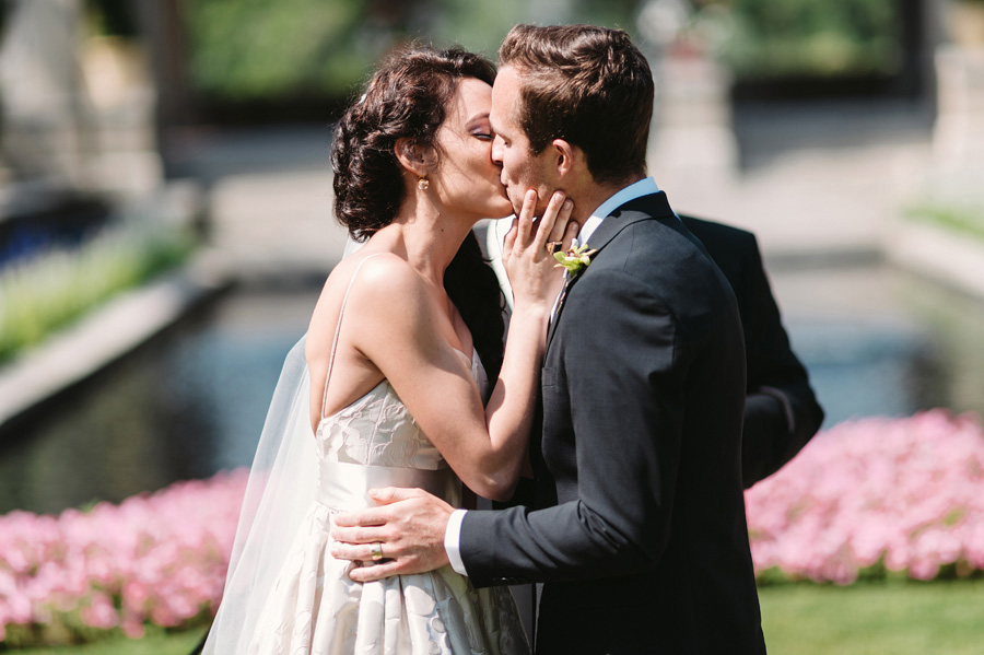 Intimate Lake Forest Illinois Brunch Wedding by Two Birds Photography 17