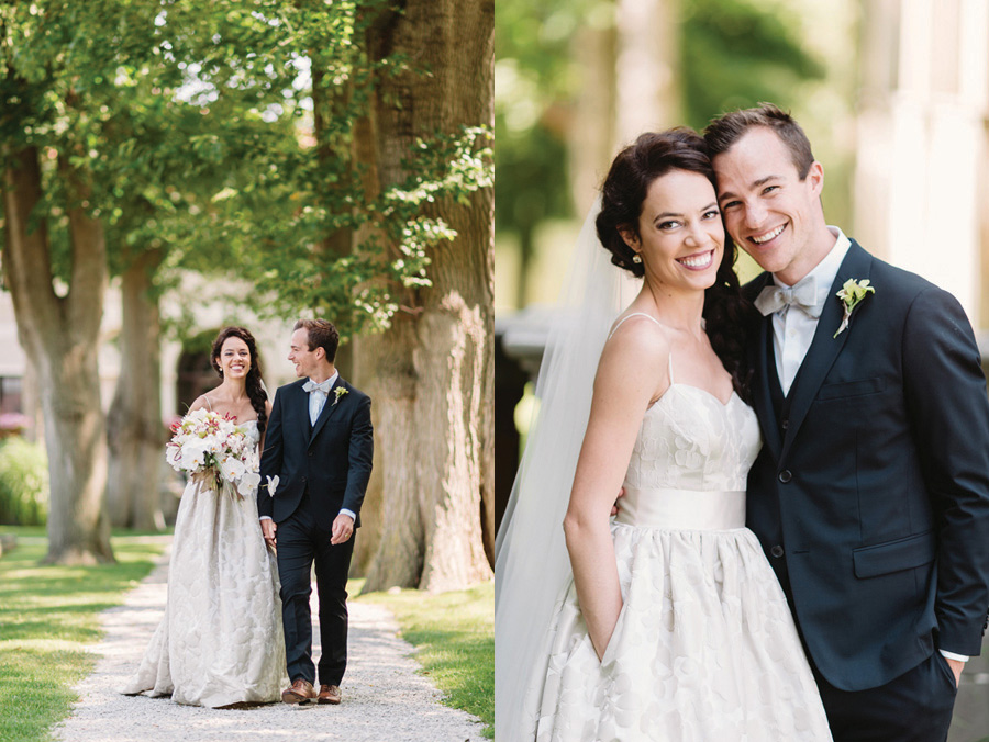 Intimate Lake Forest Illinois Brunch Wedding by Two Birds Photography 19
