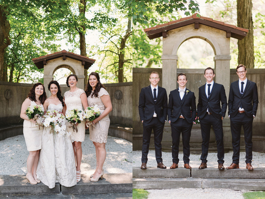 Intimate Lake Forest Illinois Brunch Wedding by Two Birds Photography 21
