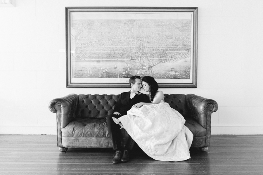 Intimate Lake Forest Illinois Brunch Wedding by Two Birds Photography 34