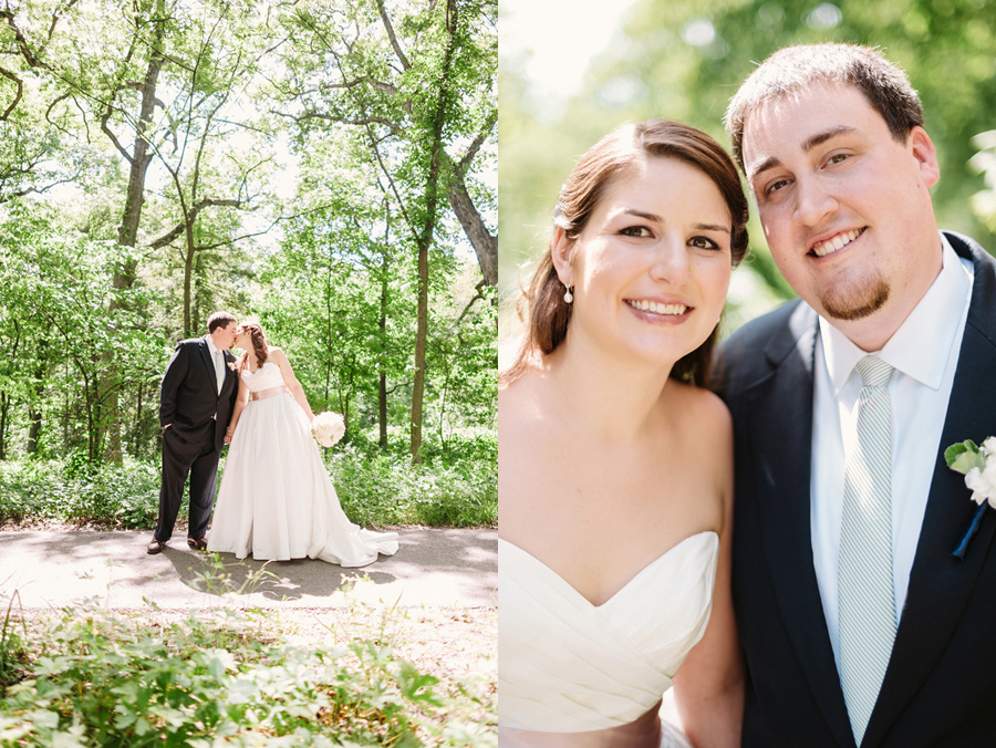 Sweet Pink Wedding at the Morton Arboretum by Two Birds Photography07