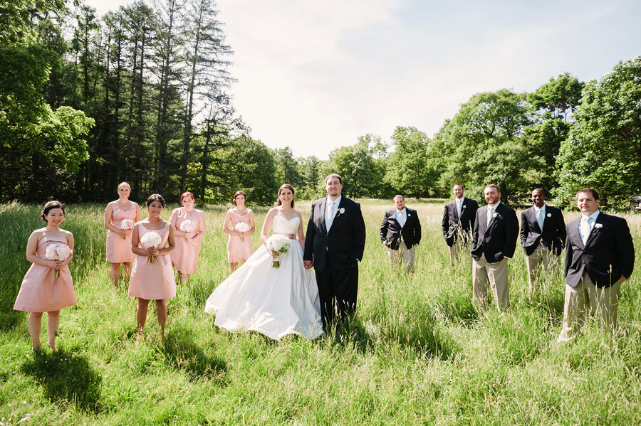 Sweet Pink Wedding at the Morton Arboretum by Two Birds Photography08