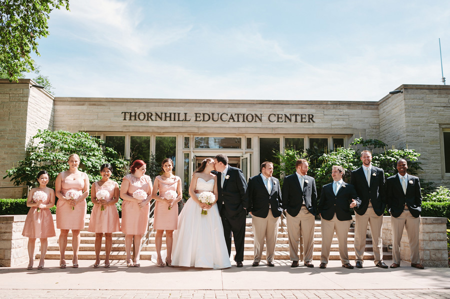 Sweet Pink Wedding at the Morton Arboretum by Two Birds Photography09