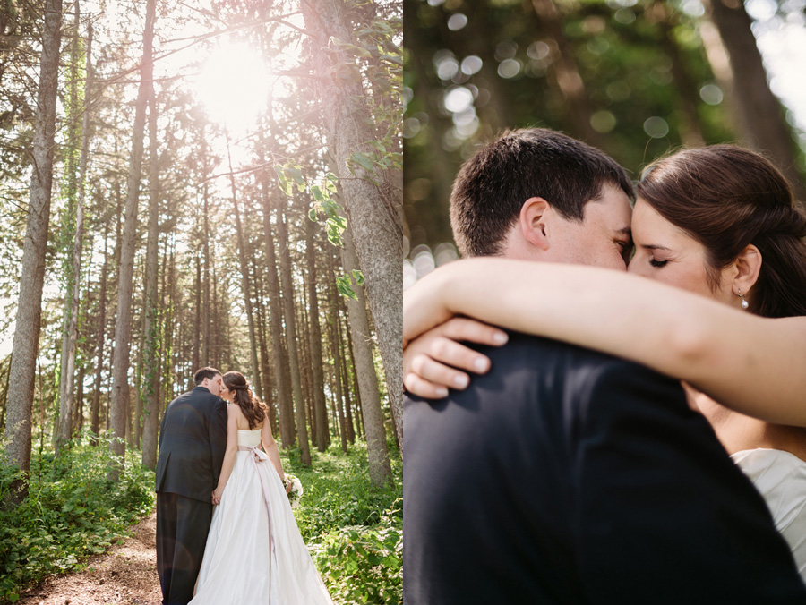 Sweet Pink Wedding at the Morton Arboretum by Two Birds Photography11