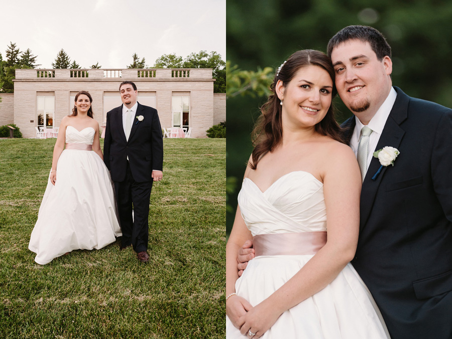 Sweet Pink Wedding at the Morton Arboretum by Two Birds Photography13