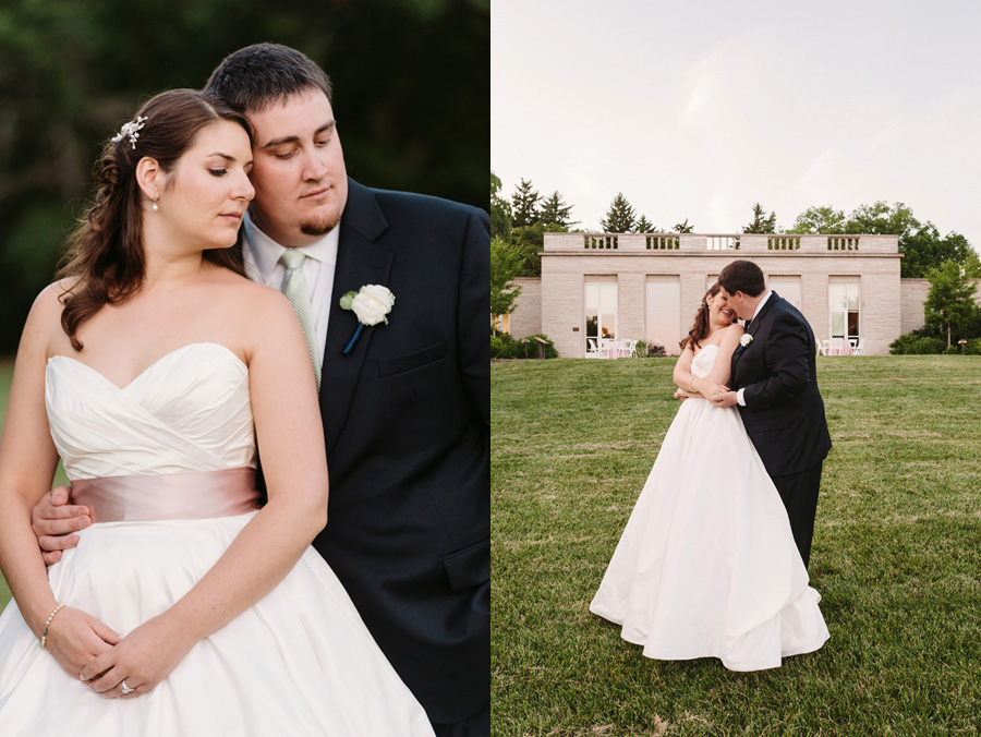 Sweet Pink Wedding at the Morton Arboretum by Two Birds Photography15