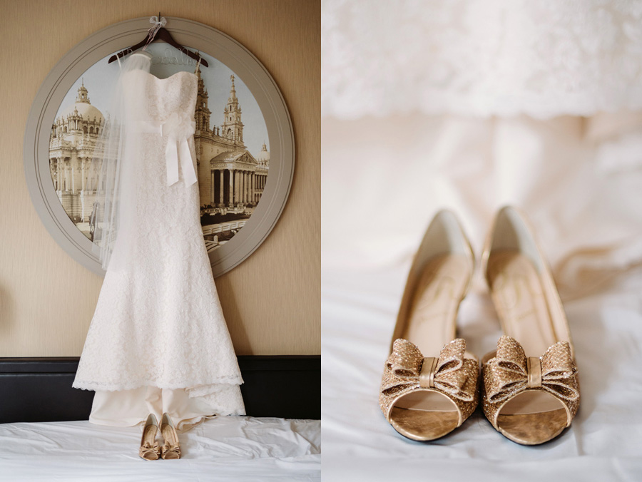 Chicago Wedding at Hotel Palomar by Two Birds Photography 01