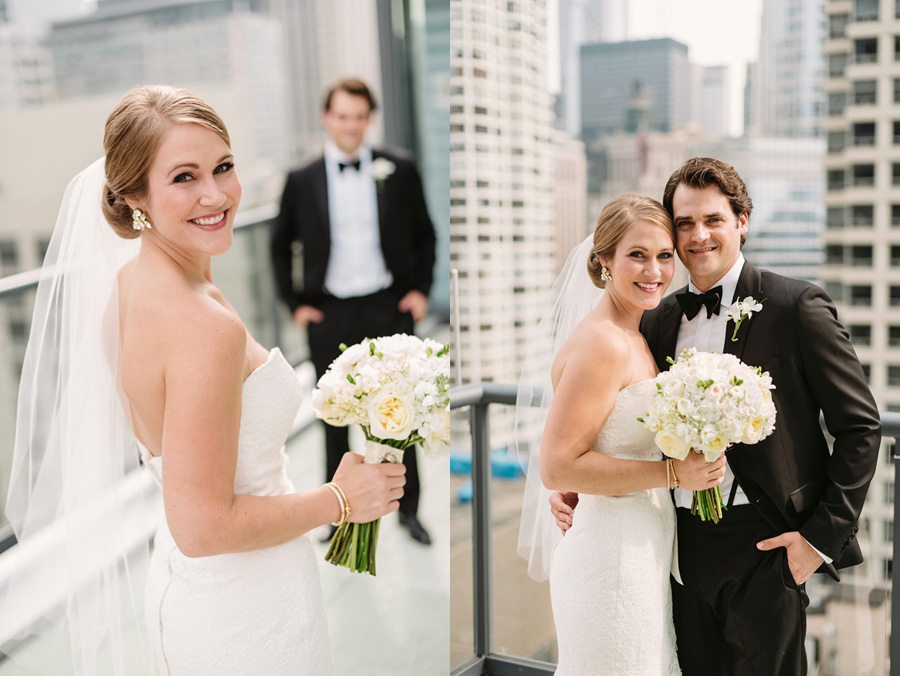 Chicago Wedding at Hotel Palomar by Two Birds Photography 07