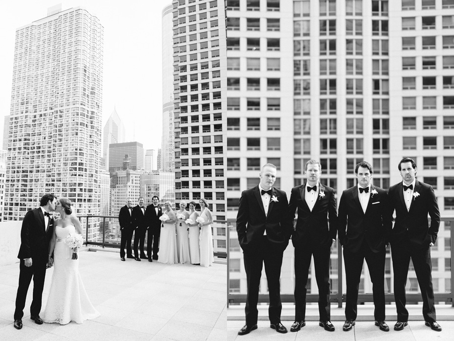 Chicago Wedding at Hotel Palomar by Two Birds Photography 09