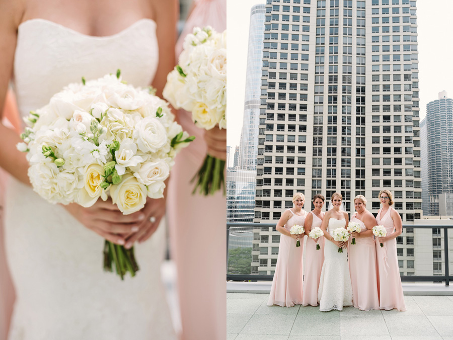 Chicago Wedding at Hotel Palomar by Two Birds Photography 10