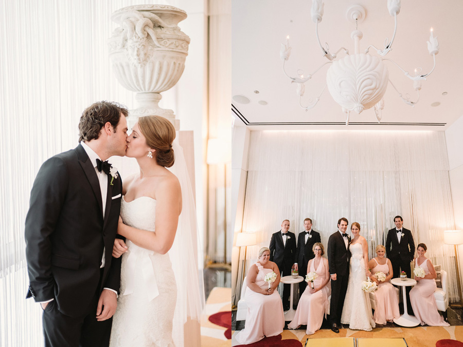 Chicago Wedding at Hotel Palomar by Two Birds Photography 12