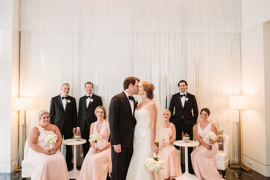 Chicago Wedding at Hotel Palomar by Two Birds Photography 13