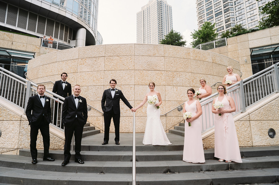 Chicago Wedding at Hotel Palomar by Two Birds Photography 18