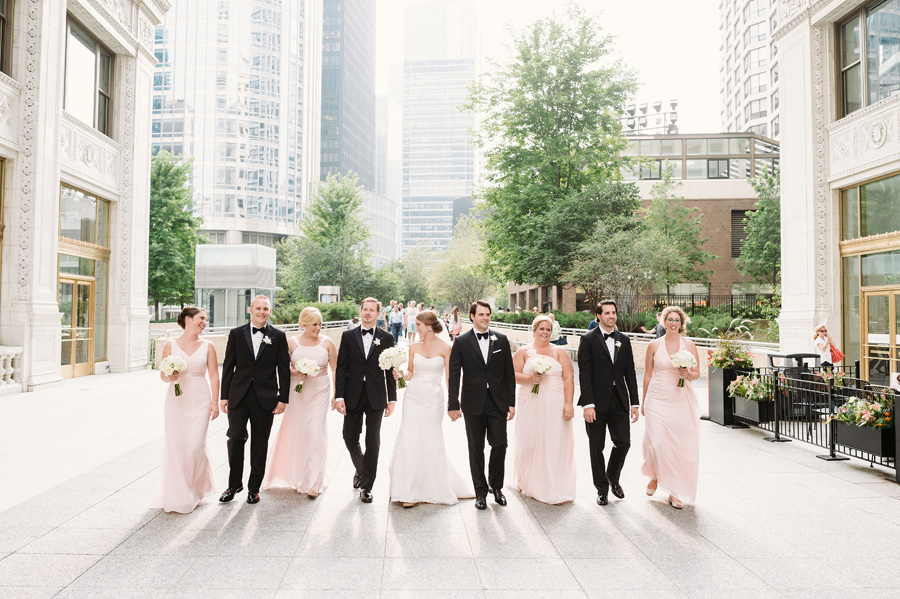 Chicago Wedding at Hotel Palomar by Two Birds Photography 21