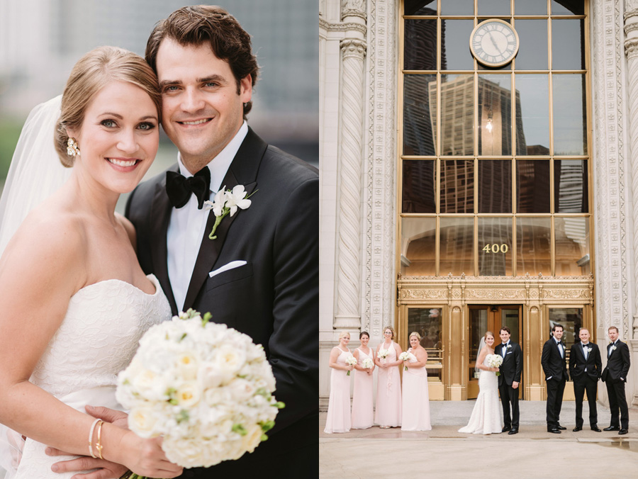 Chicago Wedding at Hotel Palomar by Two Birds Photography 22
