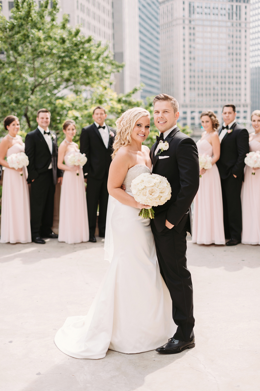 Chicago Wedding at the Murphy by Two Birds Photography11