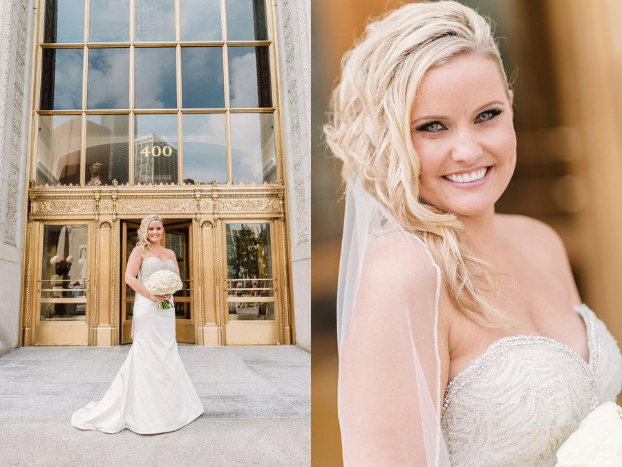 Chicago Wedding at the Murphy by Two Birds Photography14