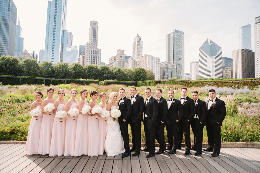 Chicago Wedding at the Murphy by Two Birds Photography18