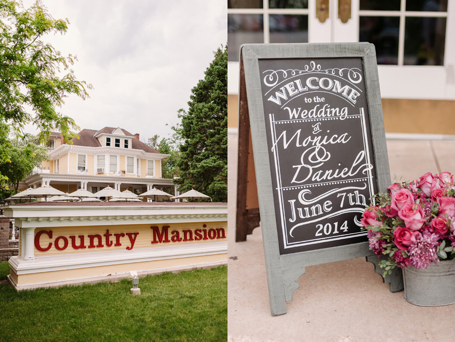 DIY Dwight Country Mansion Illinois Wedding by Two Birds Photography21