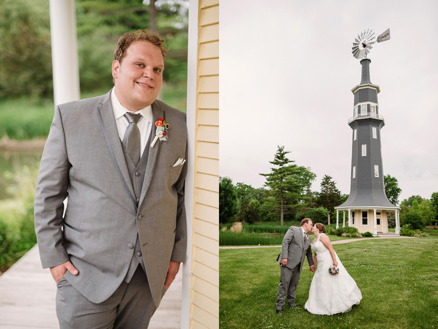 DIY Dwight Country Mansion Illinois Wedding by Two Birds Photography23