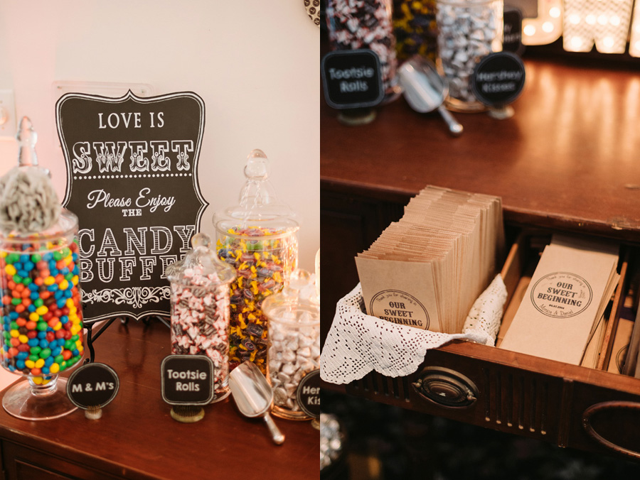 DIY Dwight Country Mansion Illinois Wedding by Two Birds Photography28