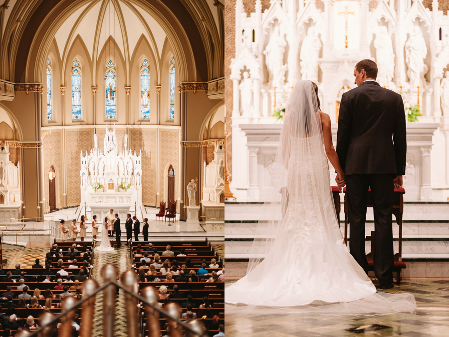 Rainy Chicago Wedding with Reception at McDonald's Corporation by Two Birds Photography12