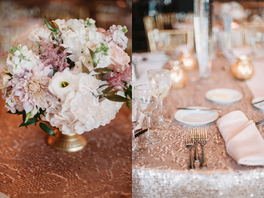 Rainy Chicago Wedding with Reception at McDonald's Corporation by Two Birds Photography32